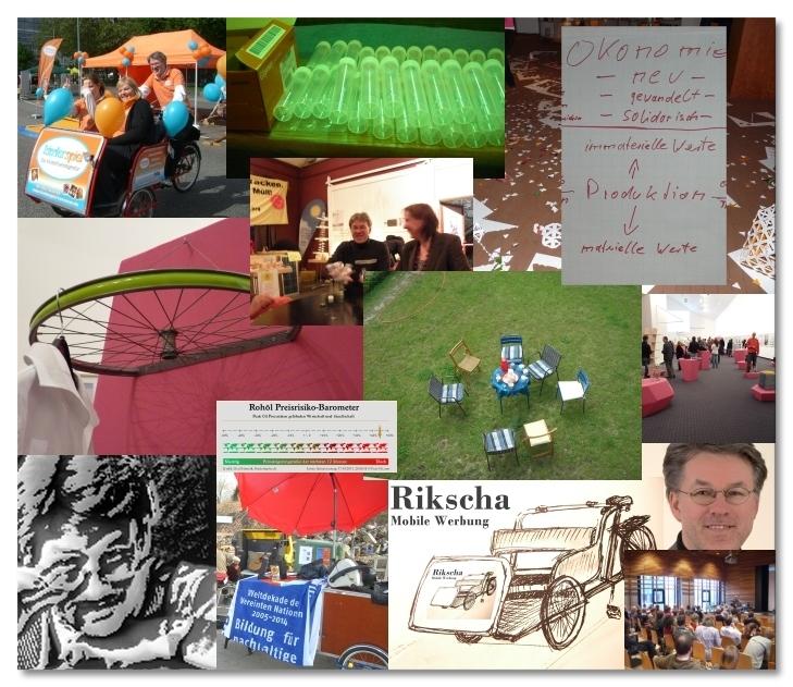 Gert Schmidt Hannover, Rikscha Service, soziale Plastik, Upcycling-Design, Gemeinwohl, Umweltschutz, Mitweltschutz